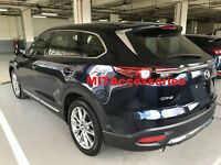 MIT MAZDA CX-9 2016-2018 REAR Window cover trim back pillar garnish-chrome
