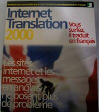 Internet Translation 2000. Windows 95/98/2000/NT4.