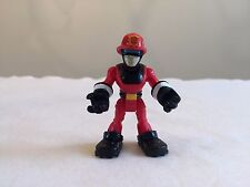 CODY BURNS factory error figure Fire Station Prime TRANSFORMERS Rescue Bots prod