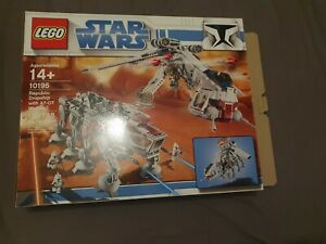 LEGO 10195 Star Wars Republic Dropship BOX ONLY