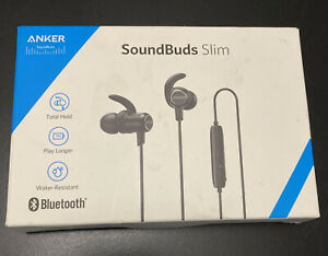 Anker SoundBuds Slim Wireless Bluetooth Headphones A3235