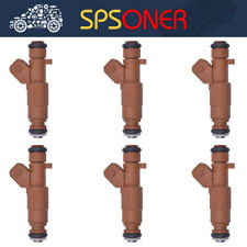 6 x Fuel Injector 0280155831 for Volvo S80 XC90  2.9L Highq quality