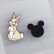 Disney Disneyland Snow White & the 7 Dwarfs Forest Bunny Rabbit Map Gwp Pin
