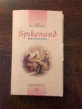 Messianic Christian Spikenard Magdalena 4ML Eau De Toilette Perfume Atomizer