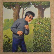 Harry Potter original art for cards by Greg Hildebrandt for J. K. Rowling series