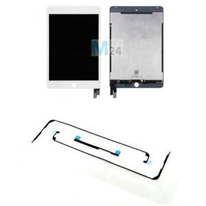 iPad mini 4 Display Glas Reparatur Set weiß Touchscreen LCD Digitizer Kleber