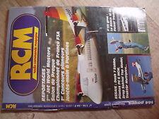 """$$ Revue RCM N°176 Plan gratuit """"Bearcat""""  Dash 7  Pilatus PC 6  Drop Sukhoï"""