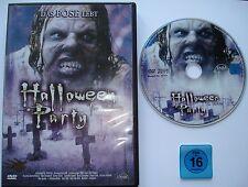 HALLOWEEN PARTY  __  THE WICKEDS  __  DAS BÖSE LEBT  __  DVD FSK 16
