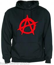SUDADERA CAPUCHA ANARCHY HOODIES