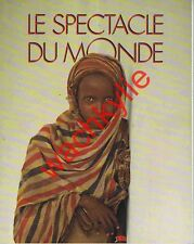 Le spectacle du monde n°370 - 01/1993 Kouchner Dracula La Défense Paris Inde