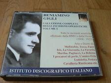 Beniamino Gigli : Collezione completa delle incisioni operistiche vol. 1 - 2CD