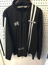 XXL ADULT BLACK WHITE Wulf Sport Shirt / Top MAX EQUIPE