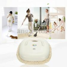 Washable Microfiber Mop Robot Vacuum Cleaner Household Smart Dry Cleaning US