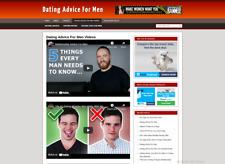 Dating Advice For Men Plr Niche Affiliate Website Free Hosting Installation