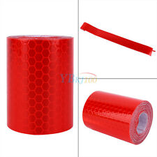 PVC Reflective Tape Red Green Blue White Yellow 1 Pc Safety Warning Tape