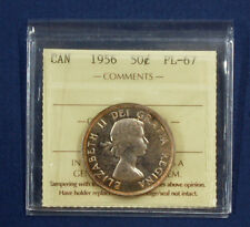 1956 Canada Proof Like .50c ICCS PL67 Superb Gem