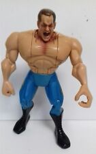 "WWE-Wrestler faccia inversione di Chris Benoit 8"" action figure Jakks Pacific 2005"