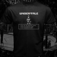 Undertale Game Rpg Papyrus Skeleton Brother Computer Video T-Shirt Size S to 3XL