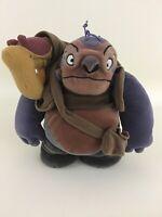 "Disney Store Lilo & Stitch Jumba Jookiba 7"" Plush Mini Bean Bag Stuffed Toy New"