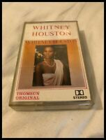 Whitney Houston Music Cassette Tape - Thomsum Original EN 394