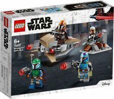 NEW & IN STOCK! LEGO MANDALORIAN BATTLE PACK Set 75267 sealed disney+ star wars