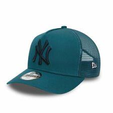 New Era Kinder Trucker Cap - New York Yankees teal