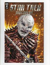Star Trek: Discovery- Light of Kahless #2 NM- 9.2 IDW; $4 Flat-Rate Shipping!