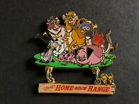WDW - Cast Exclusive - Home On The Range Dangle LE Disney Pin 33024