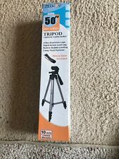 "NEW, Xeikos 50"" Pro Series Tripod, With Carrying Case, Folds To 16"""