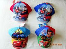 Kids Official Licensed Summer Baseball Cap Superman,Man of Steel Paw Patrol,Cars