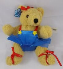 "Applause Bears in Toyland Ballerina Teddy Plush 9"""