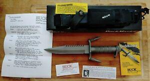 Buck 184 knife knives NIB