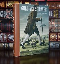 Gulliver's Travels by Jonathan Swift Unabridged New Illustrated Hardcover Gift