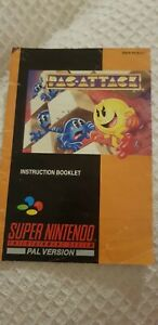 SNESPac-Attack (SNSP-P9-AUS-1) manual only