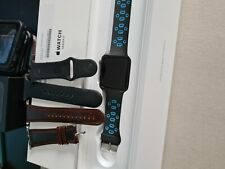Apple Watch Series 3 42mm Space grey aluminium Case . GPS & Cellular MINT COND