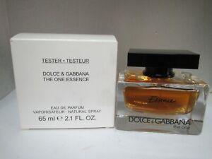 DOLCE & GABBANA THE ONE ESSENCE 2.1 Oz 65 ml  EAU DE PARFUM SPRAY TT WOMEN