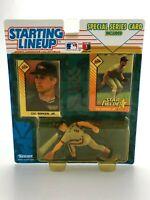 Cal Ripken Jr. 1993 Starting Lineup Kenner Baltimore Orioles Baseball Infielder