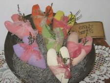 Pattern~Primitive St. Valentine'S Day Conversation Candy Hearts Bowl Filler