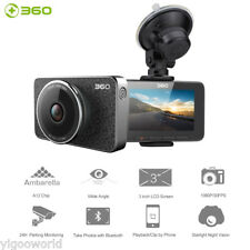 "1080P 3"" LCD Wifi Bluetooth Car DVR Auto Dash Camera Digital Video Night vision"