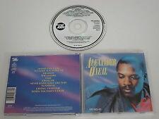 ALEXANDER O´NEAL/HEARSAY(TABU  TBU 450936 2) CD ALBUM
