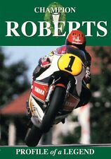 Champion Kenny Roberts - Profile of a legend (New DVD) Motorcycle sport
