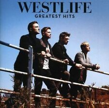WESTLIFE (GREATEST HITS - CD SEALED + FREE POST)