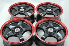 15 Wheels Accord Civic Integra Vigor Cobalt Prelude XB Cooper Rims 4x100 4x114.3