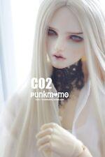 1 3 8-9 Bjd Wig Dal Pullip SD LUTS MSD DOD DOC DD Dollfie Doll wigs long blonde