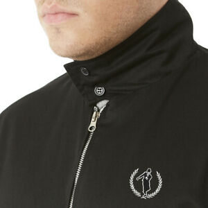 Ska Clothing Gift Embroidered Harrington Jacket.
