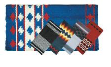 LAKOTA Sottosella in tessuto navajo, PURA LANA. Navayo Blanket.Western