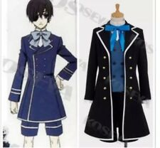 Usa Seller Black Butler Ciel Phantomhive Cosplay Costume Full Fast Shipping