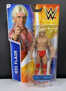 2014 WWE Core Wrestlemania Heritage Action Figure: RIC FLAIR (Wrestlemania VIII)
