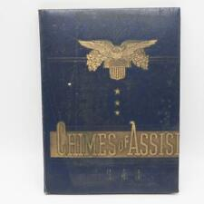Vintage Mt. Assisi Academy High School 1943 Yearbook Pittsburgh Pennsylvania