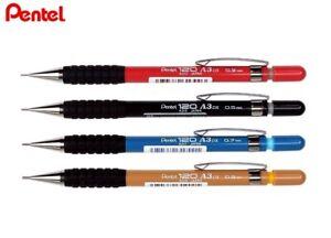 Pentel 120 A3DX Drafting Pencil 0.3/0.5/0.7/0.9mm (Select)